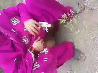 muslim neighbour pissing and nude show