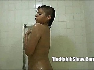 redboned latina gets fucked by hairy paki