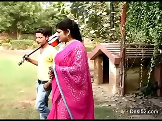 big age aunty living relation with young boy